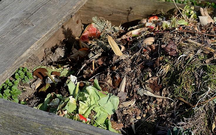 Kompost im Kleinformat