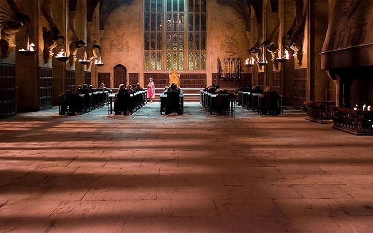 Wie in Hogwarts: In Klagenfurt gibt es ein Harry Potter-Cafe