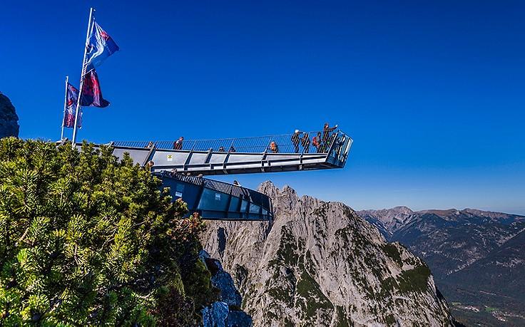 Alpspitze mit Alpspix
