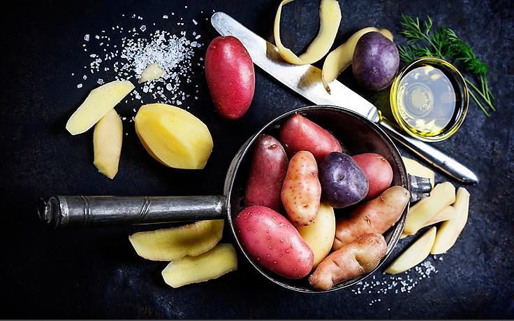 5 Rezepte mit Erdäpfel