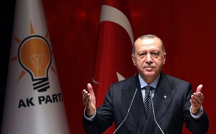 Erdogan eröffnet Moschee in Köln