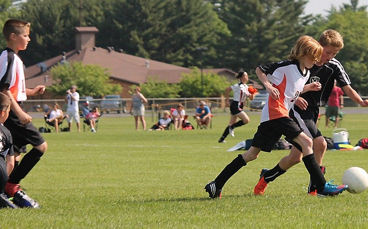 Immer mehr rabiate Fußball-Eltern