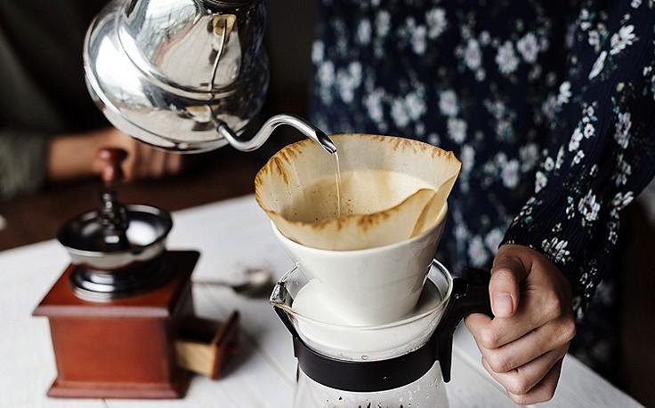 So macht man einen richtig guten Filterkaffee