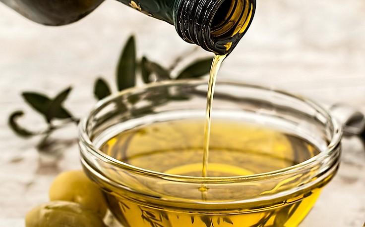 Etikettenentfernen mit Öl