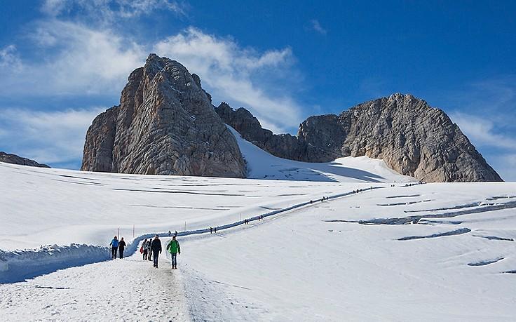 Winterwanderweg Dachstein