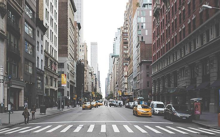 Seit 25 Jahren: Erstes Wochenende in New York ohne Schießerei
