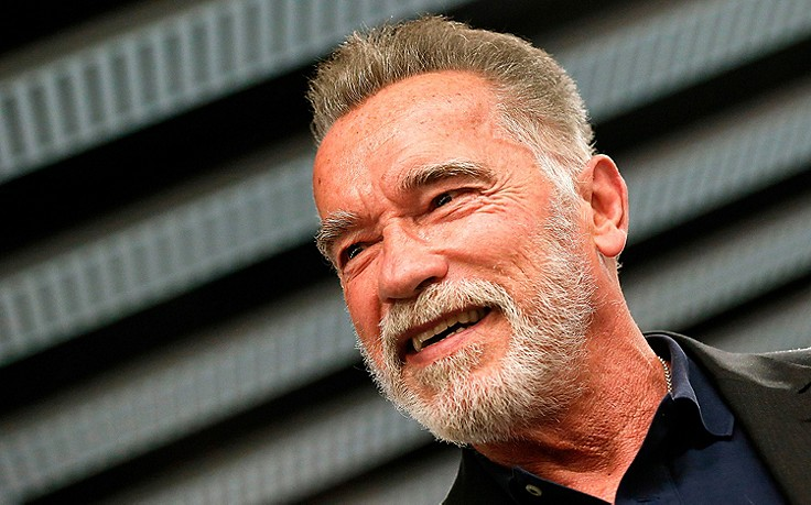 7 legendäre Arnie-Sager