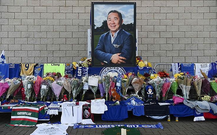Leicesters Clubchef starb bei Hubschrauberabsturz