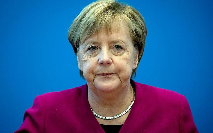 Schrecksekunde für Merkel: Flugzeug musste umkehren