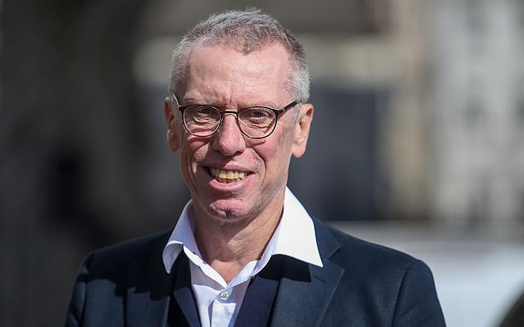 Peter Stöger spricht über seine Zukunftspläne