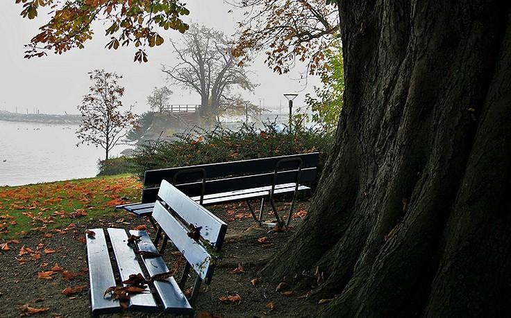 5 Gründe, den November im Freien zu verbringen