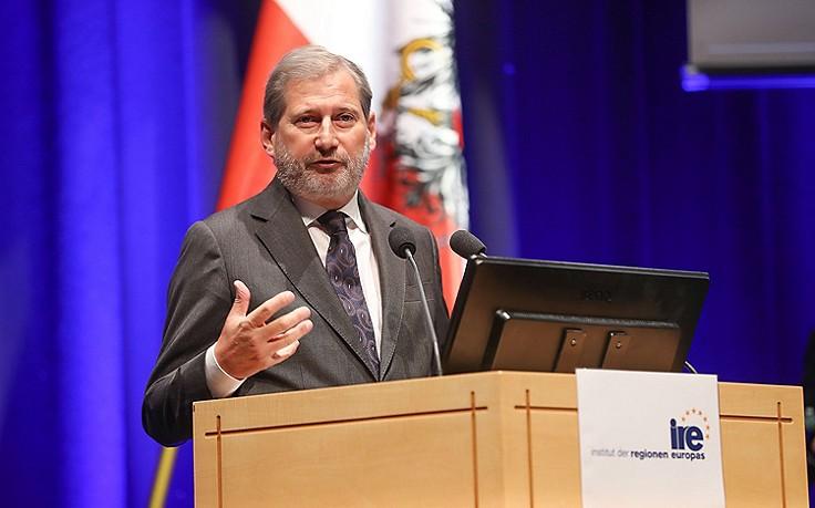 EU-Kommissar Hahn für Ende der Türkei-Beitrittsgespräche