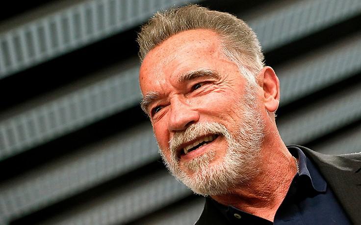 Notfall im Flugzeug: Schwarzenegger mit an Bord