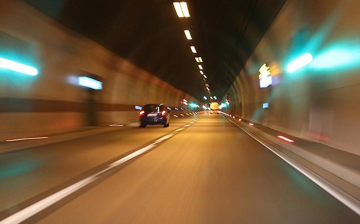Betrunkener Fußgänger löste Tunnelsperre aus