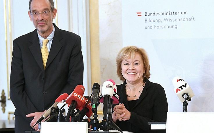 Susanne Wiesinger wird Ombudsfrau für Wertefragen und Kulturkonflikte im Bildungsministerium