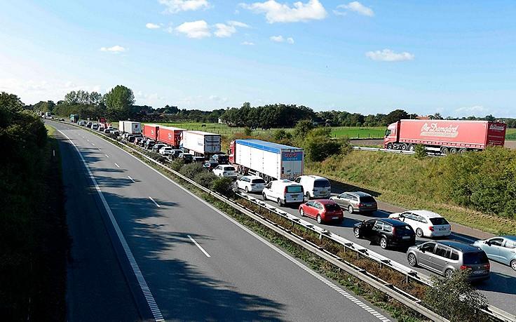 Zugunglück in Dänemark: Mehrere Tote