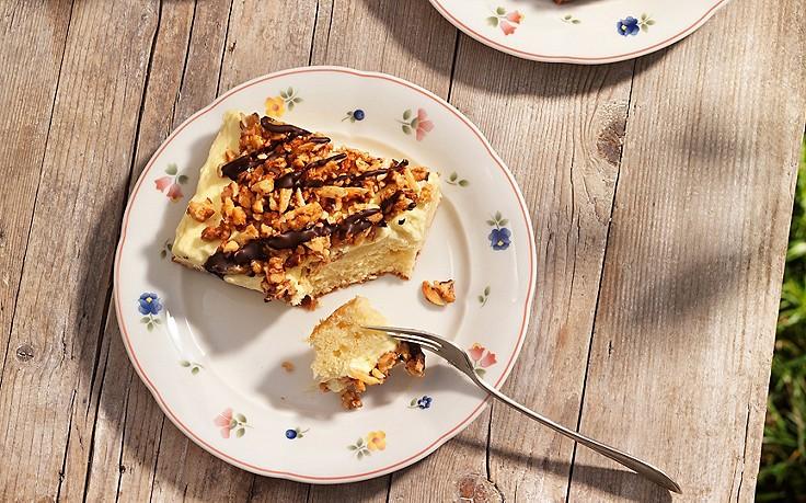 Friss de daamisch kuchen for Kuchen zusammenstellen programm