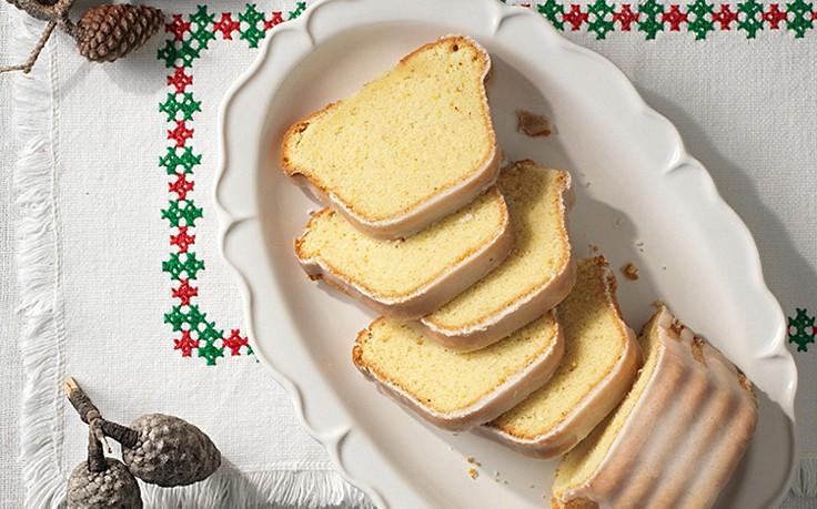 Barbara- oder Zitronenkuchen