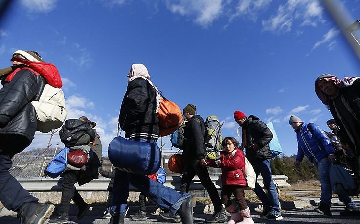 Über 100.000 Migranten über Mittelmeer