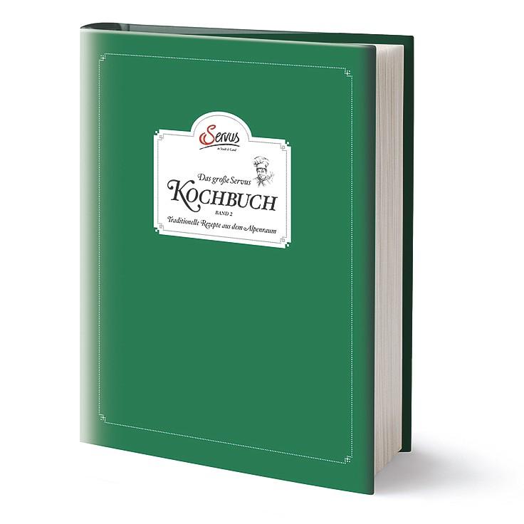 Das große Servus-Kochbuch (Band 2)