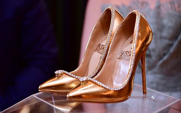 Für 14,5 Mio. Euro: Juwelier bietet teuerste Schuhe der Welt