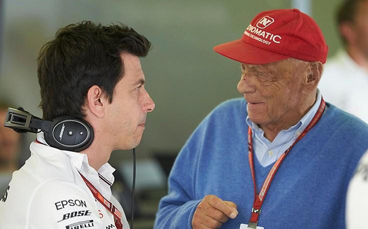 Wolff kündigt Formel-1-Comeback von Lauda an