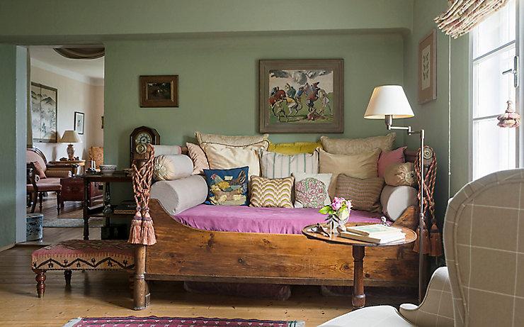 Gute Wandfarben sind welche, die keine Lösungsmittel beinhalten.