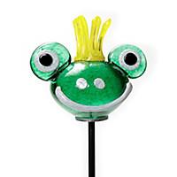 Gartenstecker Froschkönig
