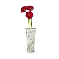 Vase aus Quarzit-Marmor