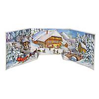 Adventkalender Bergweihnacht