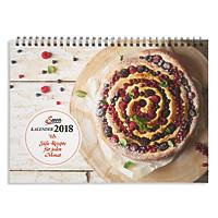 Kalender Süße Rezepte 2018