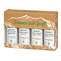 Sauna-Aufguss 4er-Set