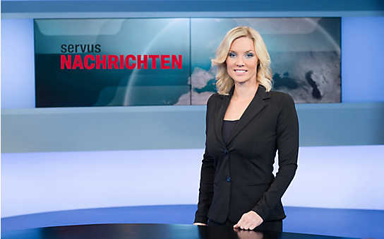 Unsere ServusTV-Moderatoren: Katrin Prähauser