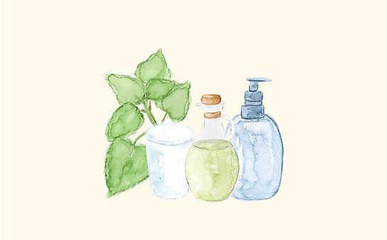 Grüne Kosmetik zum Selbermachen: Duschmilch mit Schafjoghurt