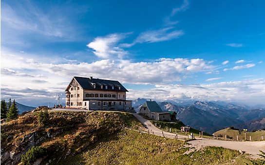 Wandern im Herbst: diese Hütten haben geöffnet