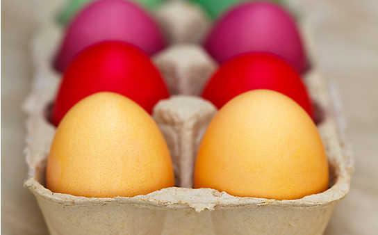8 Goldene Regeln fürs Osterei