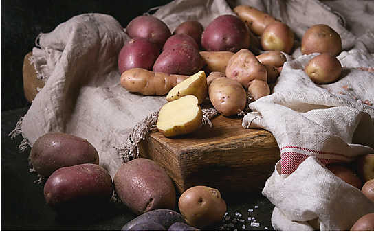 Küchenwissen: 3 Fakten zu Kartoffeln