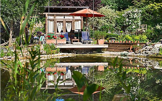 Astrologie im Garten: Der Wassergarten