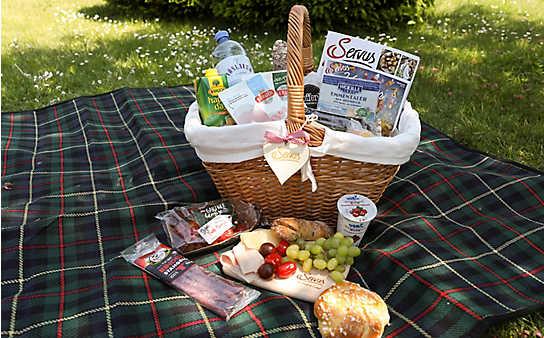Das Servus Heumilch-Picknick in Graz