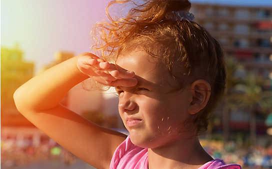 Warum wir im Frühling besonders anfällig für Sonnenbrand sind