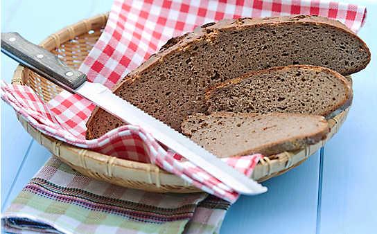 Nie wieder hartes Brot