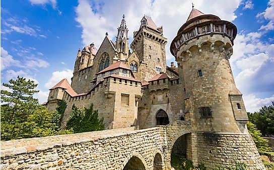 8 imposante Burgen für Ausflüge