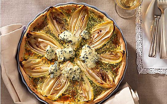 Chicorée-Kuchen