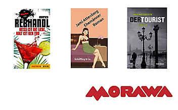 Rebhandl, Attenberg und Co.: Die neuen literaTOUR-Buchtipps
