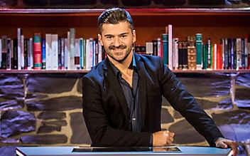 Unsere ServusTV-Moderatoren: Ciro De Luca