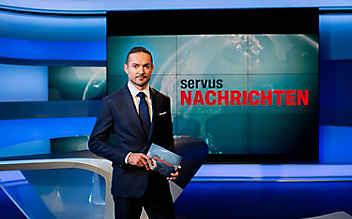 Unsere ServusTV-Moderatoren: Alexander Lechner