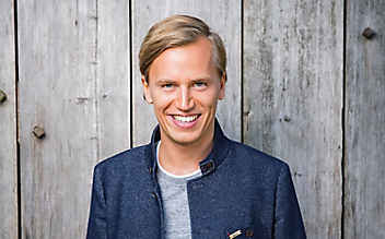 Unsere ServusTV-Moderatoren: Matthias Markel
