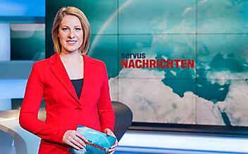 Unsere ServusTV-Moderatoren: Diana Oberreiter