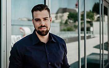 Unsere ServusTV-Moderatoren: Philipp McAllister