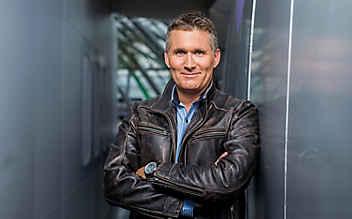 Unsere ServusTV-Moderatoren: Andreas Gröbl